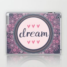 Love-Dream-Love Laptop & iPad Skin