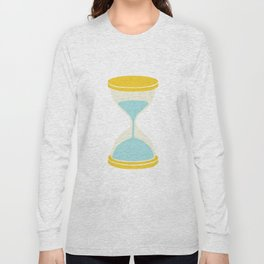 Time is Almost Up! Long Sleeve T-shirt