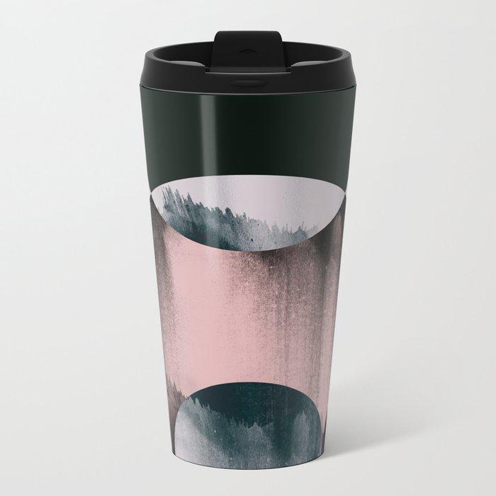 Minimalism 14 Metal Travel Mug
