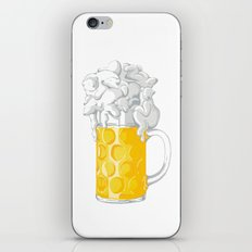 Ice Cold Bee(a)rs iPhone & iPod Skin