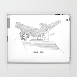 Tadao Ando Laptop & iPad Skin