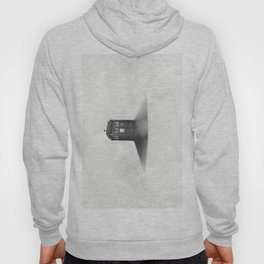 TARDIS Sound Barrier Hoody