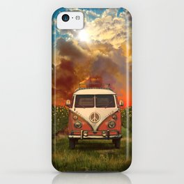 summer landscape iPhone Case