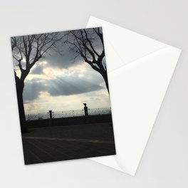 Tree Heaven Stationery Cards