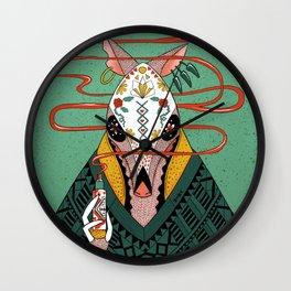 Tacodillo Wall Clock