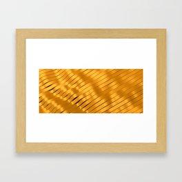 Goldie XIII Framed Art Print