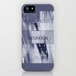 Saturation iPhone Case