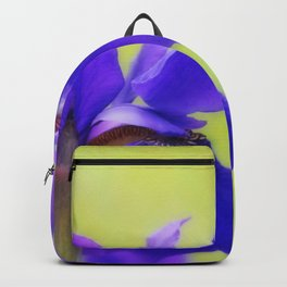 Irises Backpack