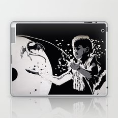 The MAGICIAN and the DRAGON - LIFE CURRENT series... Laptop & iPad Skin