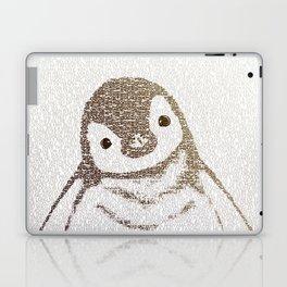 The Little Intellectual Penguin Laptop & iPad Skin