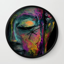 Inner Flame Wall Clock