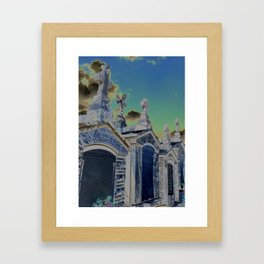 greenwood3 Framed Art Print
