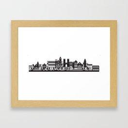 Genova Framed Art Print