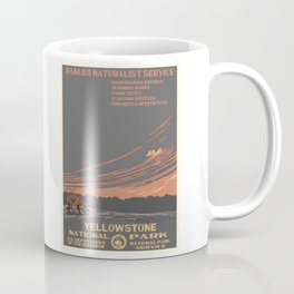 National Parks 2050: Yellowstone Coffee Mug