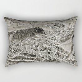 Everett - Pennsylvania - 1905 Rectangular Pillow