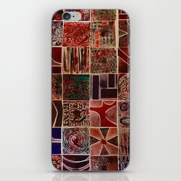 Quilt of a Sort iPhone Skin