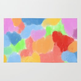 Numerous Colors in This World no.3 Rug