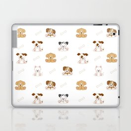 Puppy Dog Baby Nursery Wall Art Laptop & iPad Skin