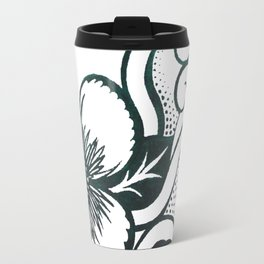 Flower. Travel Mug