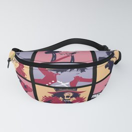 King of Pirates Fanny Pack