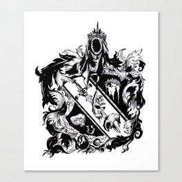 Jasaint Emblem Canvas Print