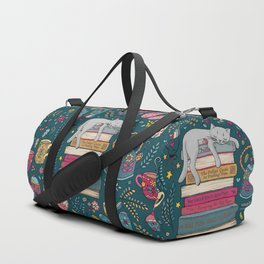 How to Hygge Like a Cat Duffle Bag