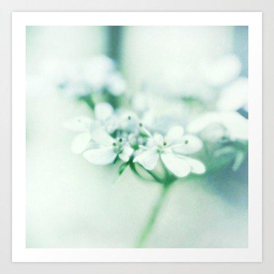 Petit Fleur Art Print