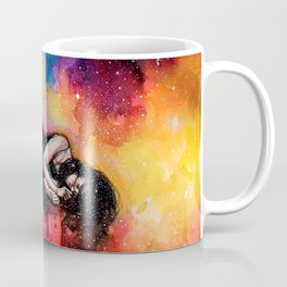 Everytime I close my eyes it's like a beautiful paradise Coffee Mug