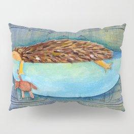 hedgehog dreams Pillow Sham