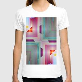 candy squares b T-shirt