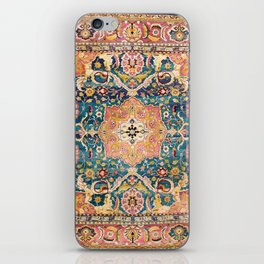 Amritsar Punjab North Indian Rug Print iPhone Skin
