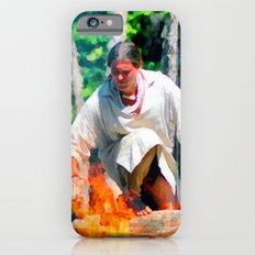 Feeding the Fire Slim Case iPhone 6s