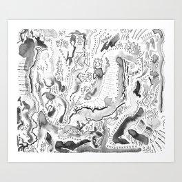 cassius Art Print