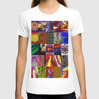 mosaic T-shirts featuring mosaic by donphil