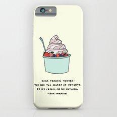 Frozen Yogurt Slim Case iPhone 6s