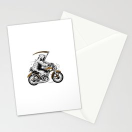 Reaper Racer Stationery Cards