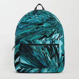 broken glass sea Backpack