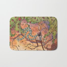 Ode to The Giving Tree Bath Mat