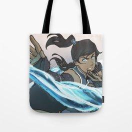 Element: Water Tote Bag