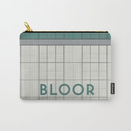 BLOOR | Subway Station Carry-All Pouch