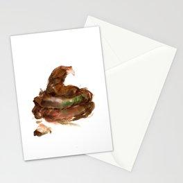 poop Stationery Cards