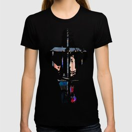 We See The Stars From Behind These Bars T-shirt