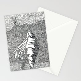 Kraken Shrimp Stationery Cards