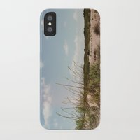 north carolina iPhone & iPod Cases featuring North Carolina in July  by Emma Lauren