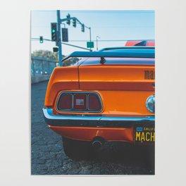 Summer Feel Poster
