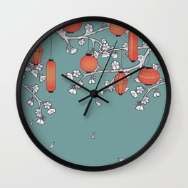 Chouchin Wall Clock