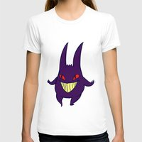 gengar T-shirts featuring gengar by Spacey Brains