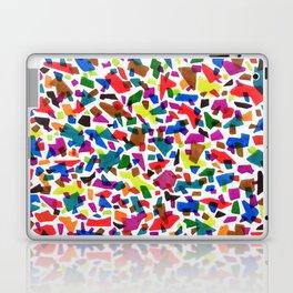 Terrazzo Confetti Laptop & iPad Skin