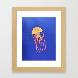 King Jelly Framed Art Print