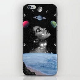 DISTANCE iPhone Skin